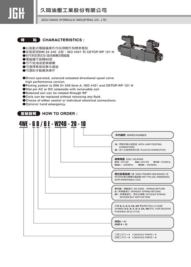Hydraulic Pneumatics Jeou Gang Hydraulic Industrial Co Ltd